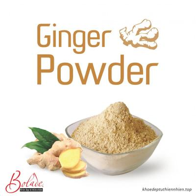 BỘT GỪNG (GINGER POWDER)